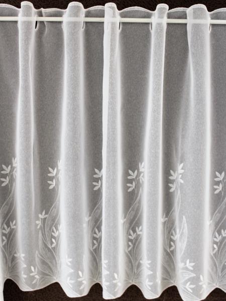 Scheibengardine gr sermotiv h he 67 cm breite variabel for Scheibengardine schlafzimmer